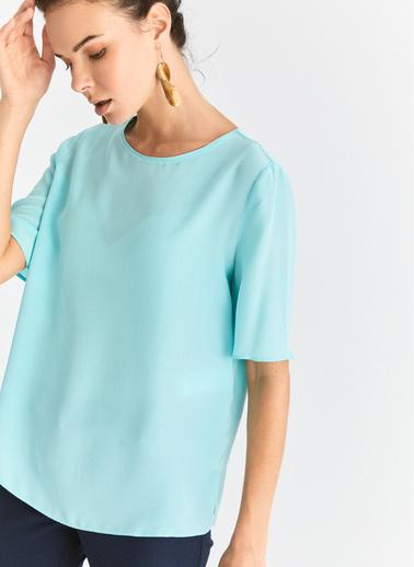 Roman Bluz Yeşil